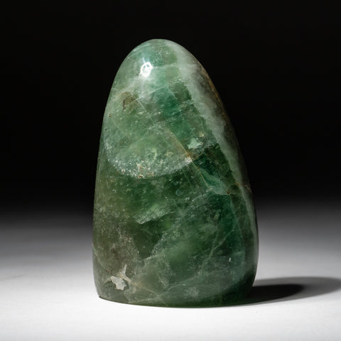 Polished Green Fluorite From Argentina (1.2 lbs)