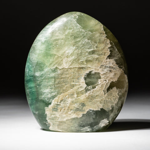 Polished Green Fluorite From Argentina (2.8 lbs)
