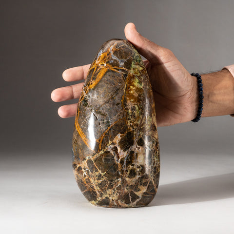 Polished Ocean Jasper from Madagascar (5.6 lbs)