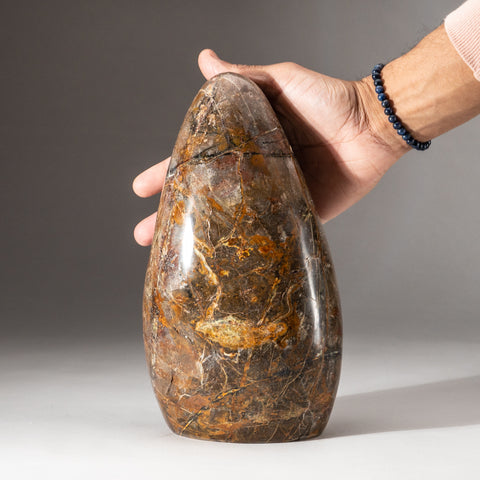 Polished Ocean Jasper from Madagascar (8.2 lbs)
