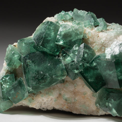 Genuine Green Fluorite from Nambia (1.2 lbs)