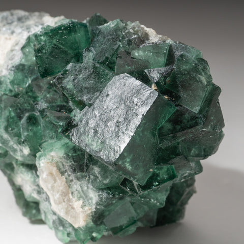 Genuine Green Fluorite from Nambia (2.6 lbs)