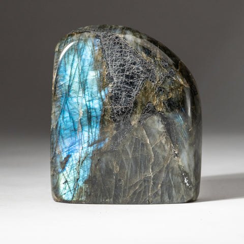 Polished Labradorite Freeform from Madagascar (2.2 lbs)
