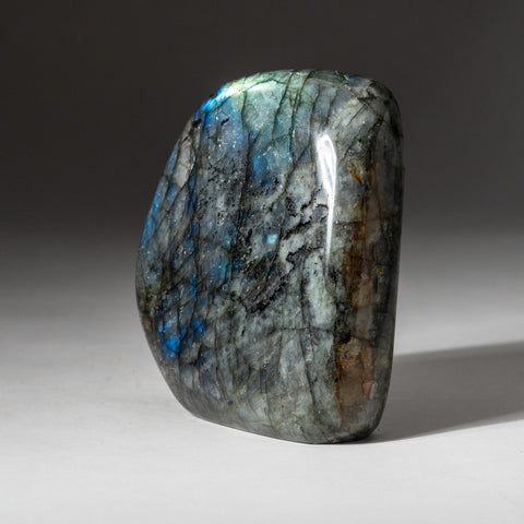 Polished Labradorite Freeform from Madagascar (1.6 lbs)