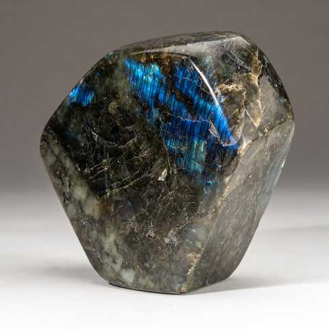 Polished Labradorite Freeform from Madagascar (5 lbs)