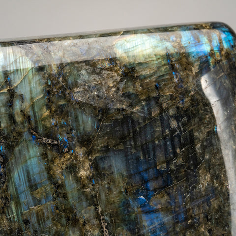 Polished Labradorite Freeform from Madagascar (9.8 lbs)