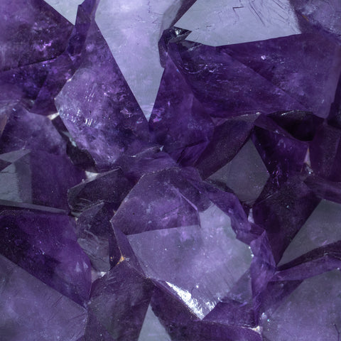 Amethyst Crystal Cluster from Brazil (20 lbs)