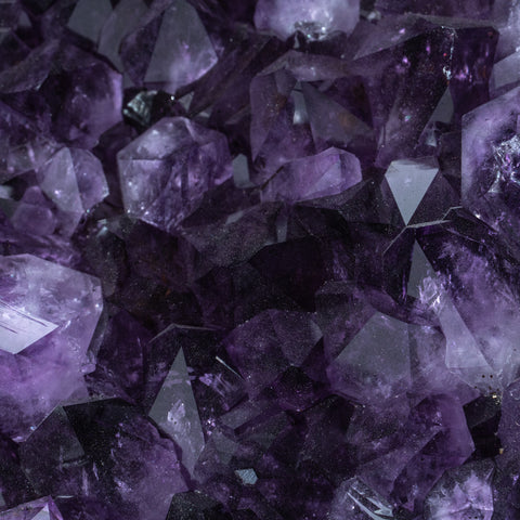 Amethyst Crystal Cluster from Brazil (24.5 lbs)