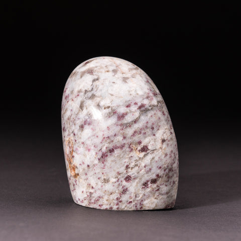 Ruby in Quartz Freeform from India (1.4 lbs)