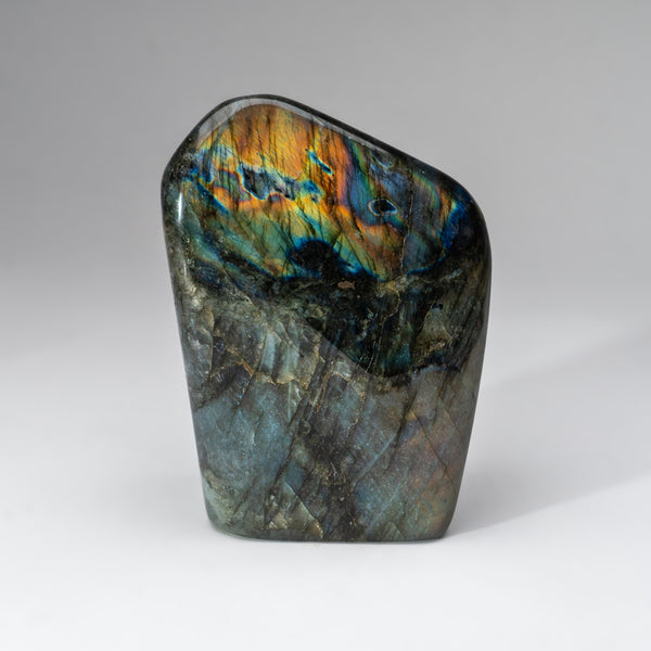 Polished Labradorite Freeform from Madagascar (6 lbs)