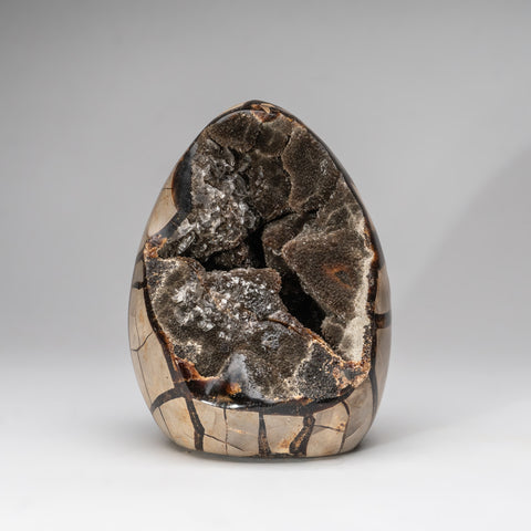 Septarian Druzy Egg from Madagascar (7 lbs)