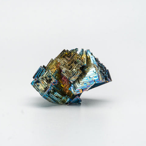 Genuine Bismuth Crystal (287.5 grams)