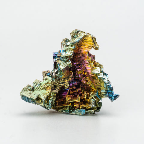 Genuine Bismuth Crystal (195.5 grams)