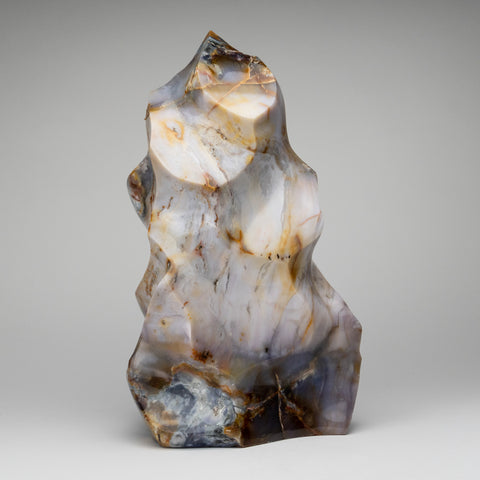 Fancy Agate Flame Freeform (15.5 lbs)