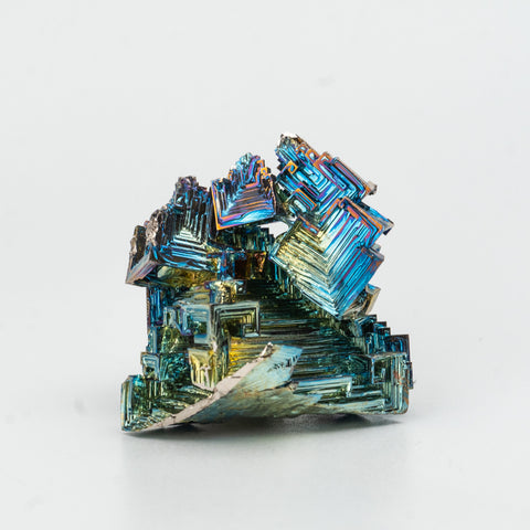 Genuine Bismuth Crystal (225.5 grams)