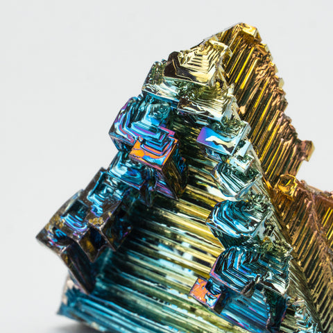 Genuine Bismuth Crystal (84.7 grams)