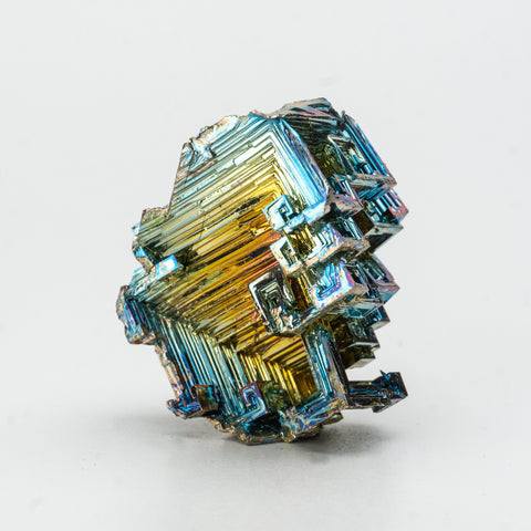 Genuine Bismuth Crystal (203 grams)
