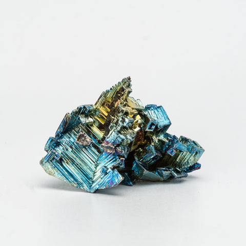 Genuine Bismuth Crystal (244 grams)