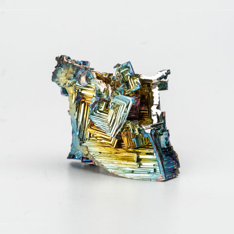 Genuine Bismuth Crystal (199.5 grams)