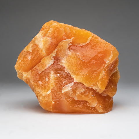 Orange Calcite Crystal from Mexico (13 lbs)