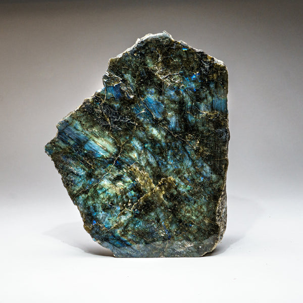 Polished Labradorite Freeform from Madagascar (9 lbs)