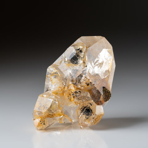 Herkimer Quartz Cluster from Herkimer County, New York (111 grams)