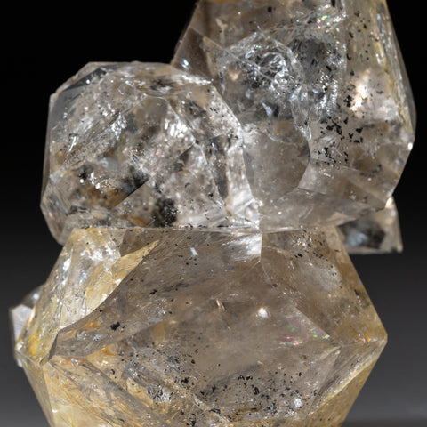 Herkimer Quartz Cluster from Herkimer County, New York (188 grams)