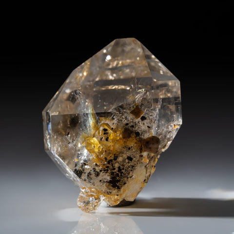 Herkimer Quartz Crystal from Herkimer County, New York (118 grams)
