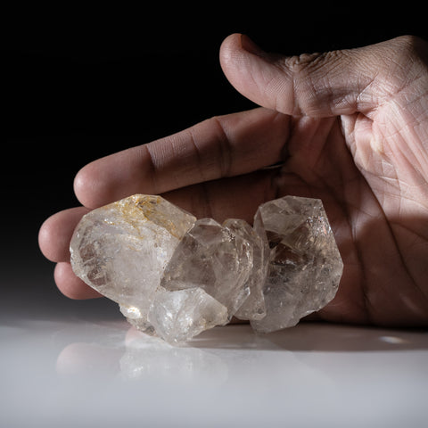 Herkimer Quartz Cluster from Herkimer County, New York (185 grams)