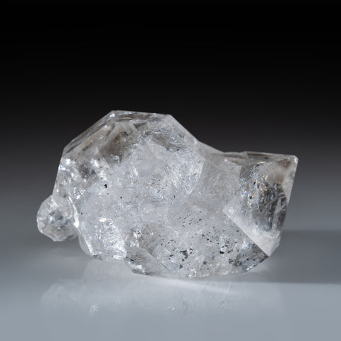 Herkimer Quartz Cluster from Herkimer County, New York (152.9 grams)