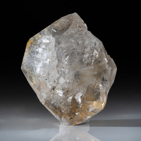 Herkimer Quartz Crystal from Herkimer County, New York (136 grams)