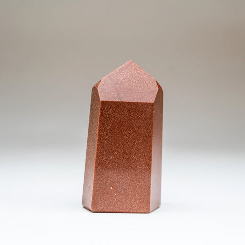 Polished Red Goldstone Point (1 lb)