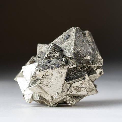 Pyrite from Huanzala Mine, Huallanca District, Huanuco Department, Peru