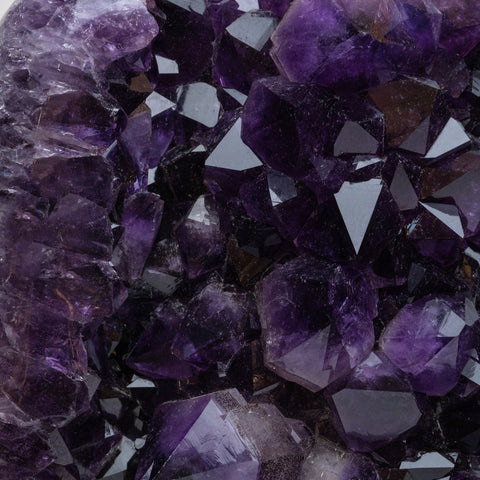 Amethyst Crystal Cluster from Brazil (29.2 lbs)