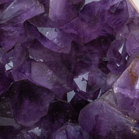 Amethyst Crystal Cluster from Brazil (49.4 lbs)