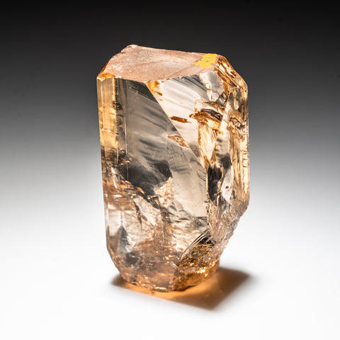 Topaz from Shigar Valley, Skardu, Baltistan, Gilgit-Baltistan, Pakistan (68.4 grams)
