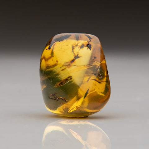 Amber from Baltic Sea, near Gdansk, Poland (10.1 grams)
