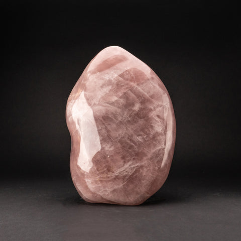Large Polished Rose Quartz Freeform From Brazil (45 lbs)