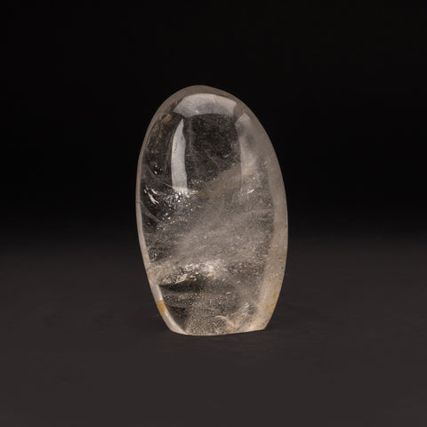 Polished Clear Quartz Freeform From Brazil (1.2 lbs)