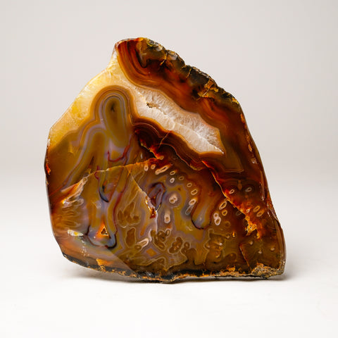 Banded Agate from Brazil (599.2 grams)