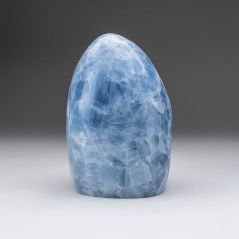 Blue Calcite Freeform from Mexico (7.2 lbs)