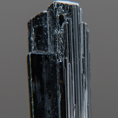Black Tourmaline Crystal From Brazil (19.4 grams)