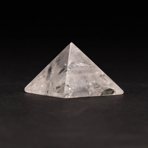 Clear Quartz Gemstone Pyramid (53 grams)