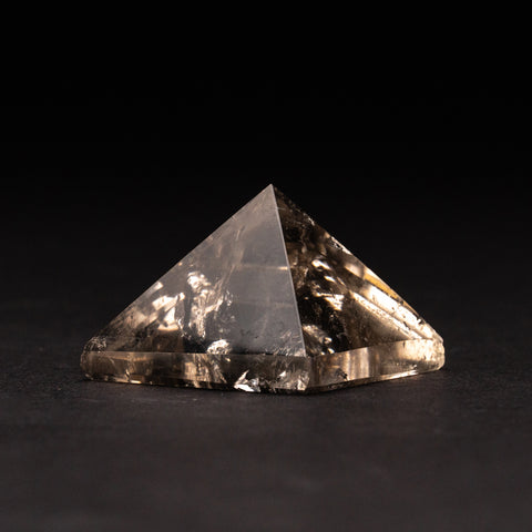 Clear Quartz Gemstone Pyramid (69 grams)