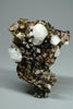Golden Calcite Cluster from Jalgoan, Maharashtra, India - Astro Gallery