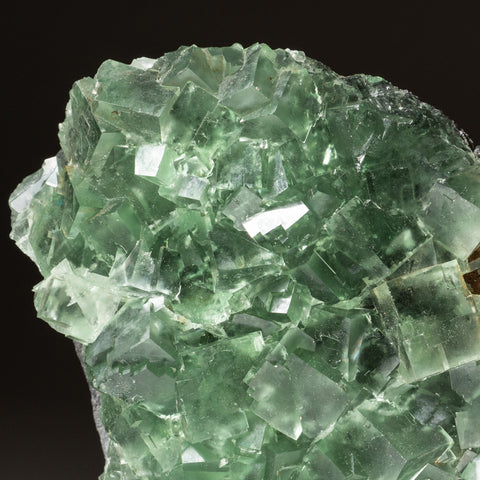 Fluorite from Rogerley Mine, Weardale, County Durham, England