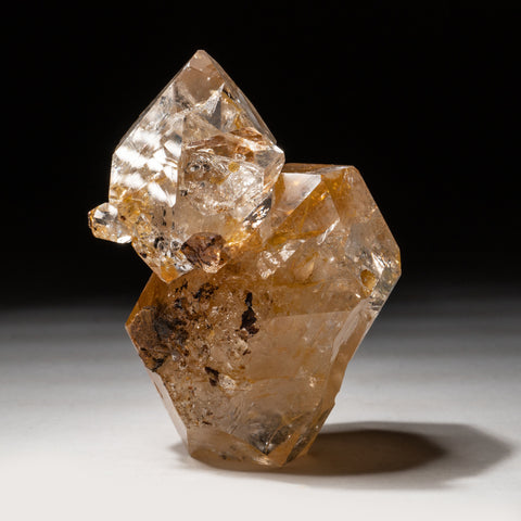 Herkimer Quartz Cluster from Herkimer County, New York (175.7 grams)
