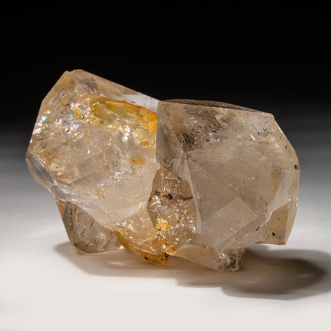 Herkimer Quartz Cluster from Herkimer County, New York (187.3 grams)