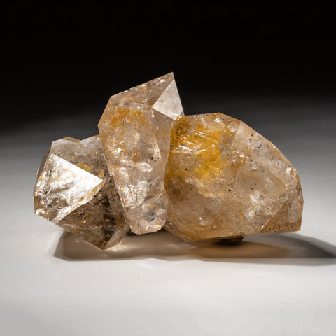 Herkimer Quartz Cluster from Herkimer County, New York (316 grams)