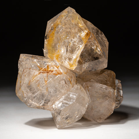Herkimer Quartz Cluster from Herkimer County, New York (294.6 grams)
